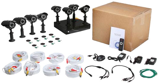 Security camera systems cctv want to control access to your home diy cctv solutioingenieria Images